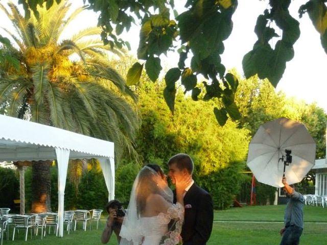 La boda de Marek y Ana en Gandia, Valencia 6