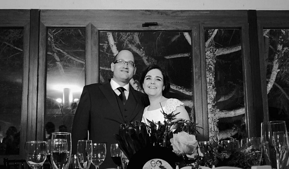 La boda de Sara y Iván en San Agustin De Guadalix, Madrid