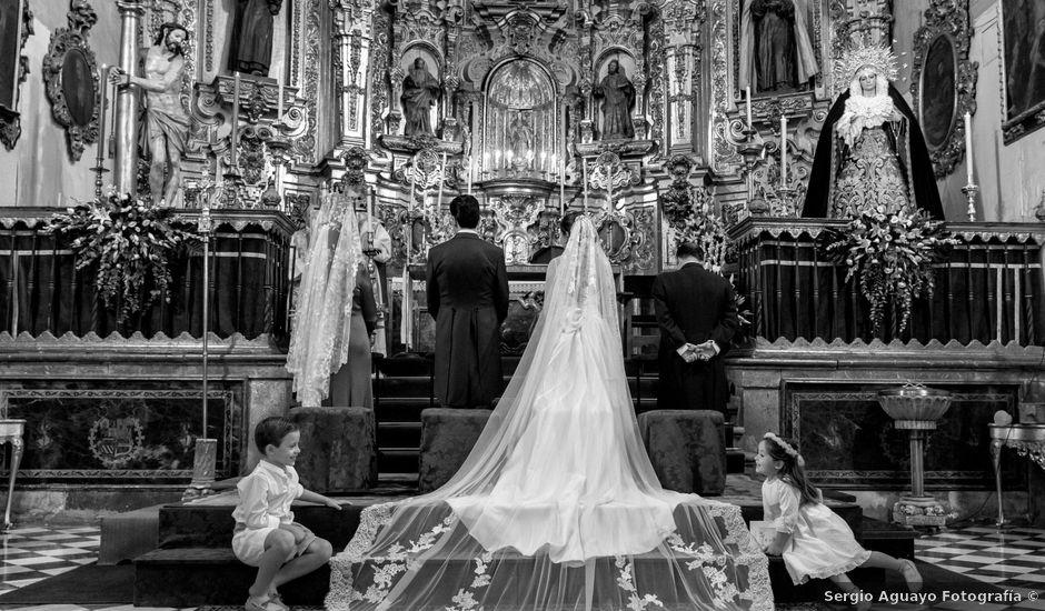 La boda de Fernando y Rocío en Granada, Granada