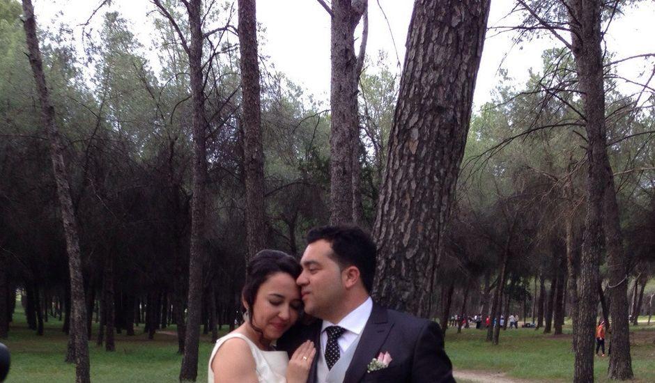La boda de Jonathan y Ana en Getafe, Madrid