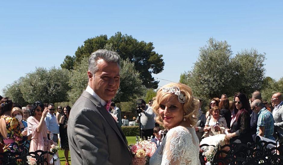 La boda de José Luis  y Macarena  en Aranjuez, Madrid