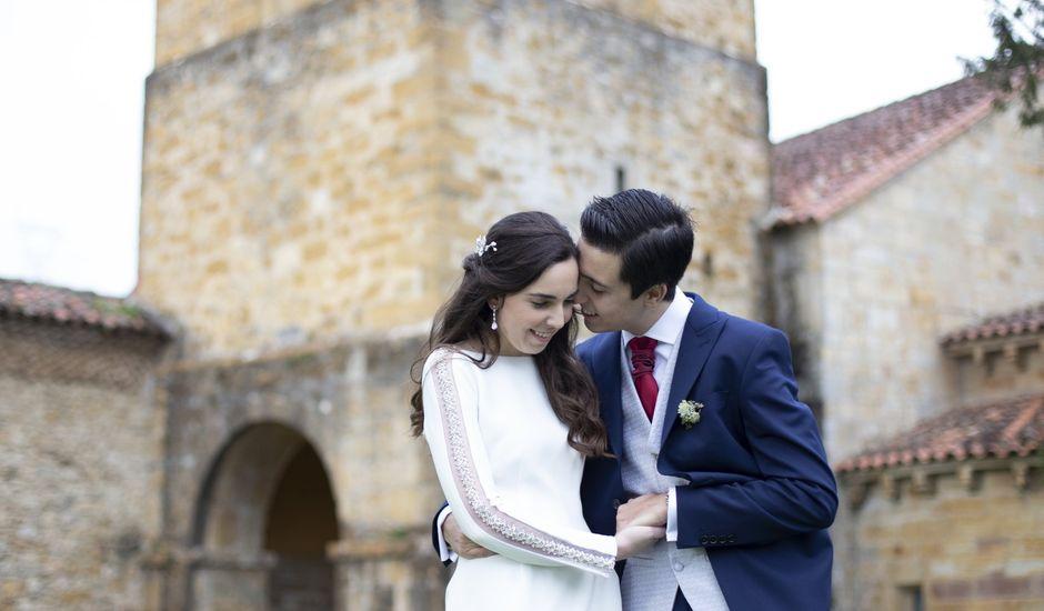 La boda de Enrique y Inés en Cangas De Onis, Asturias