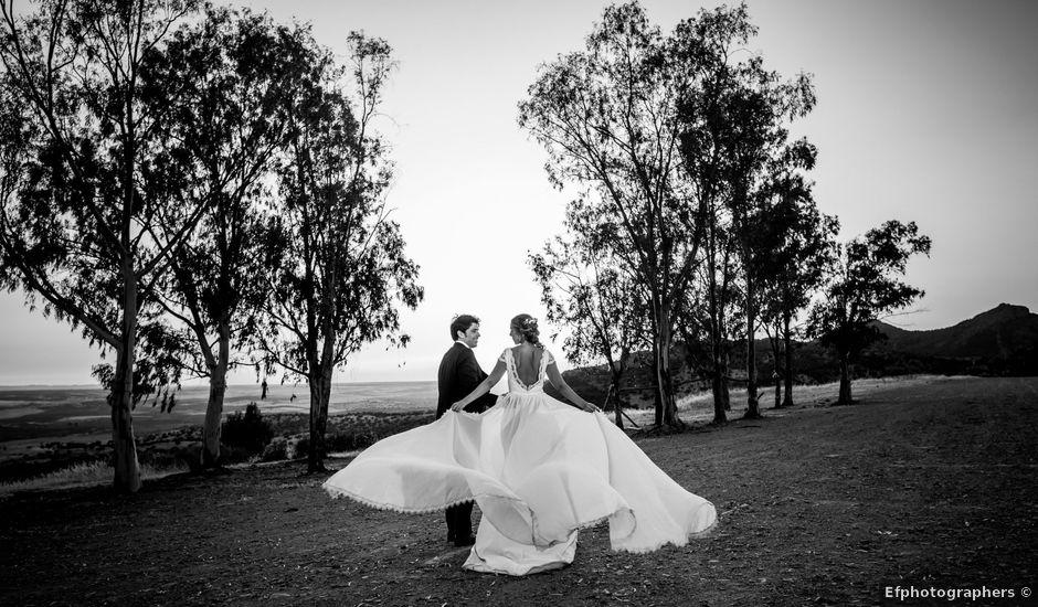 La boda de Laura y Victor en Hornachos, Badajoz