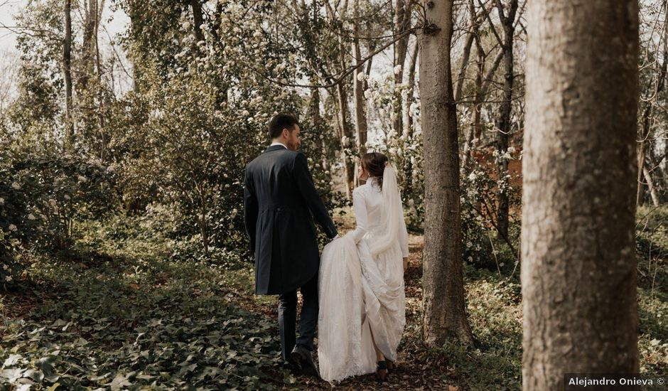 La boda de Isabel y Sergio en Granada, Granada