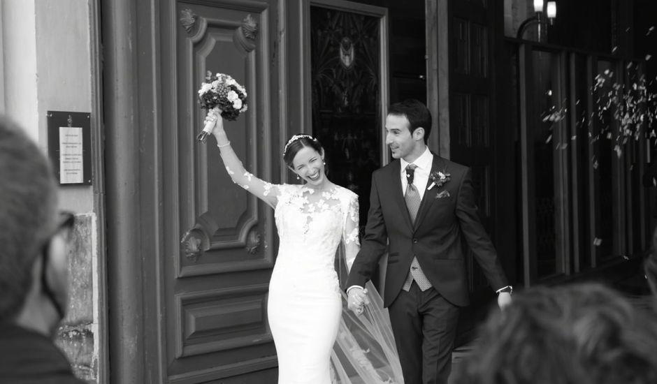 La boda de Fran y Maria en Zaragoza, Zaragoza