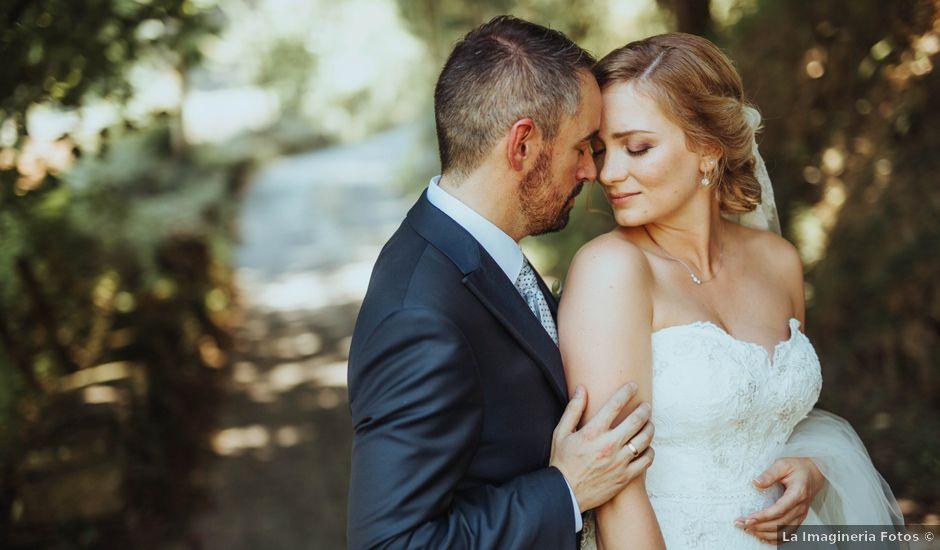La boda de Pablo y Anastasia en Atxondo, Vizcaya