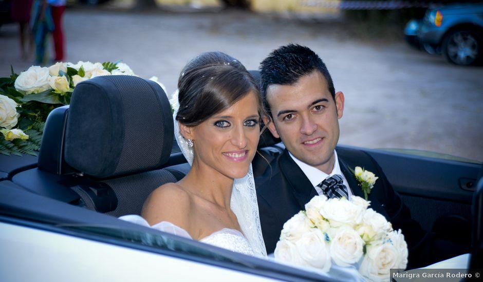 La boda de Javi y Ana en Argamasilla De Calatrava, Ciudad Real