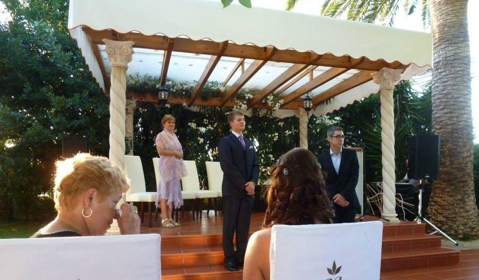 La boda de Marek y Ana en Gandia, Valencia