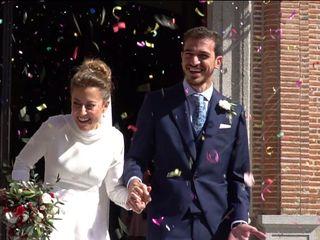 La boda de Elena y Mario