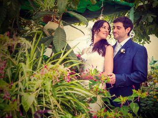 La boda de Margarita y Antonio