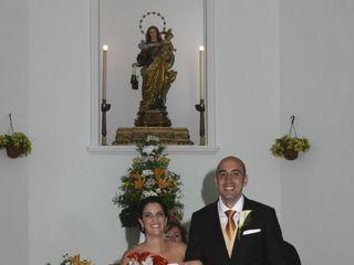 La boda de Raquel y Javier 1