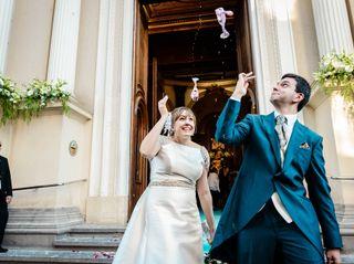 La boda de Inma y Eduardo