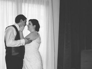 La boda de Cristina y Francisco Miguel