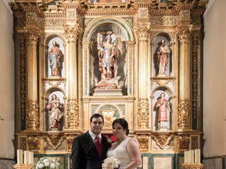 La boda de Cristina y Francisco Miguel 3
