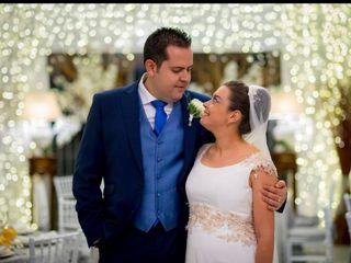La boda de Alina Elena y Javier