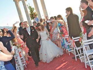 La boda de Raquel y Tarek
