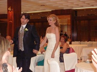 La boda de José Luis y Sonia