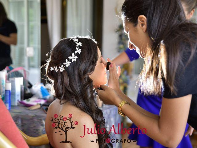 La boda de Josemari y Marta Maria en El Barraco, Ávila 2