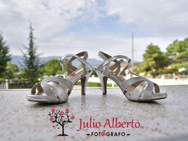 La boda de Josemari y Marta Maria en El Barraco, Ávila 4