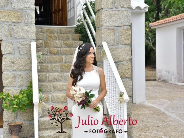 La boda de Josemari y Marta Maria en El Barraco, Ávila 6