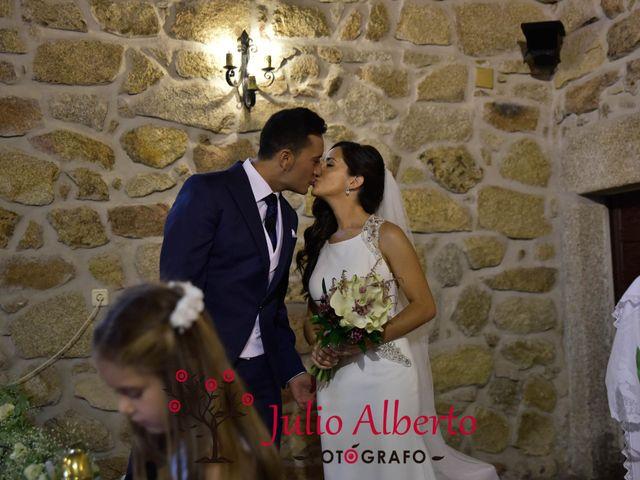 La boda de Josemari y Marta Maria en El Barraco, Ávila 7