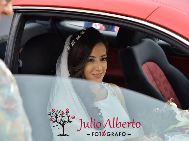La boda de Josemari y Marta Maria en El Barraco, Ávila 8