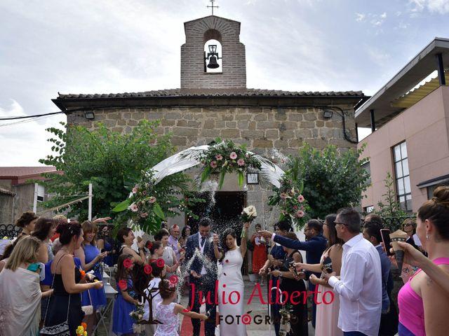 La boda de Josemari y Marta Maria en El Barraco, Ávila 9