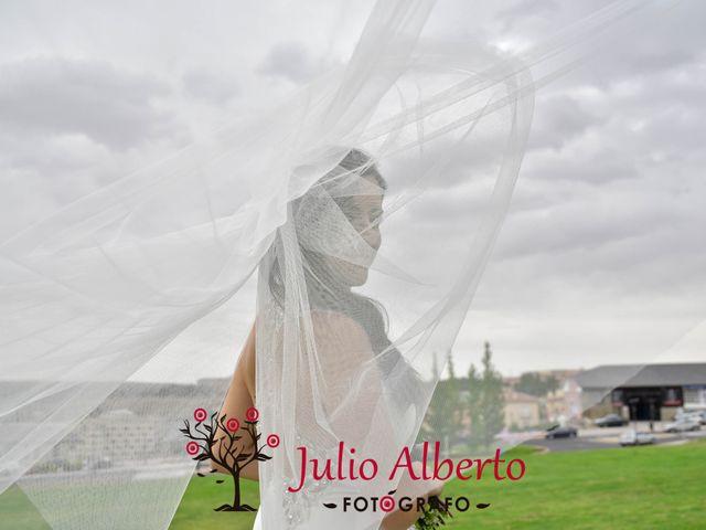 La boda de Josemari y Marta Maria en El Barraco, Ávila 11