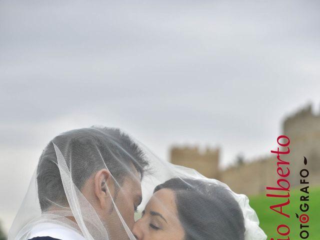 La boda de Josemari y Marta Maria en El Barraco, Ávila 12