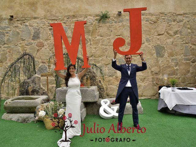 La boda de Josemari y Marta Maria en El Barraco, Ávila 13