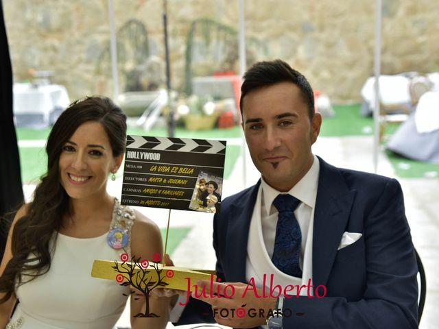 La boda de Josemari y Marta Maria en El Barraco, Ávila 14