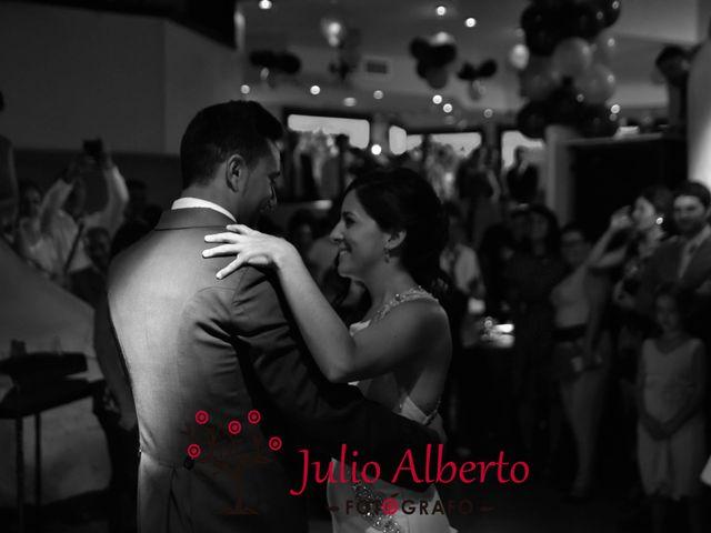 La boda de Josemari y Marta Maria en El Barraco, Ávila 15