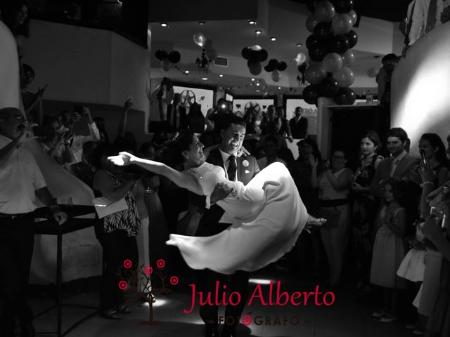 La boda de Josemari y Marta Maria en El Barraco, Ávila 16