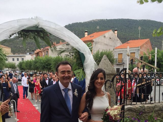 La boda de Josemari y Marta Maria en El Barraco, Ávila 18