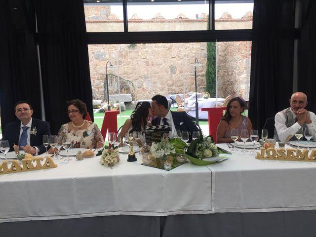La boda de Josemari y Marta Maria en El Barraco, Ávila 20