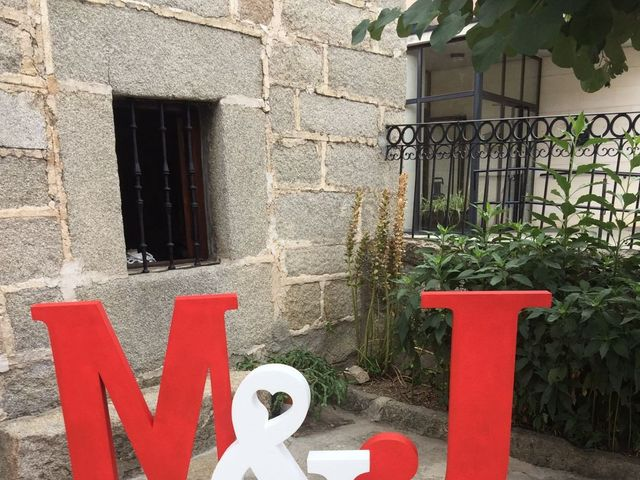 La boda de Josemari y Marta Maria en El Barraco, Ávila 22