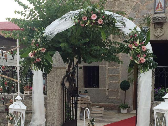La boda de Josemari y Marta Maria en El Barraco, Ávila 23