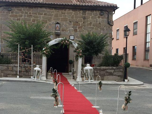 La boda de Josemari y Marta Maria en El Barraco, Ávila 24