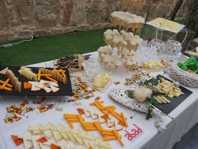 La boda de Josemari y Marta Maria en El Barraco, Ávila 25