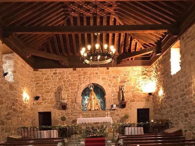 La boda de Josemari y Marta Maria en El Barraco, Ávila 26
