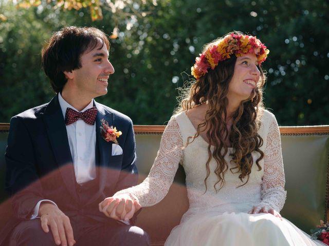 La boda de Jesús y Cecilia en Zaragoza, Zaragoza 1