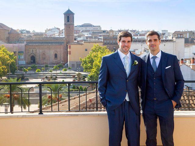 La boda de Antonio y Margarita en Linares, Jaén 4