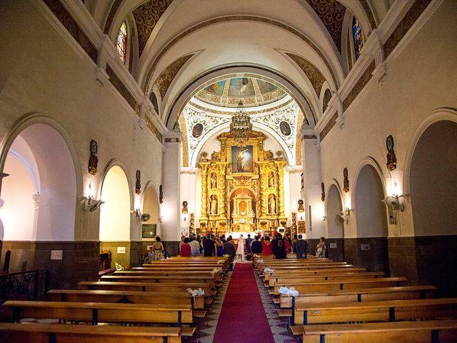 La boda de Antonio y Margarita en Linares, Jaén 16
