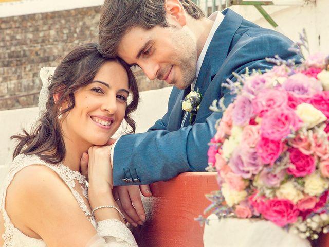 La boda de Antonio y Margarita en Linares, Jaén 1