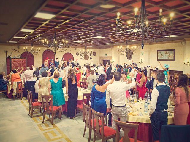 La boda de Antonio y Margarita en Linares, Jaén 36