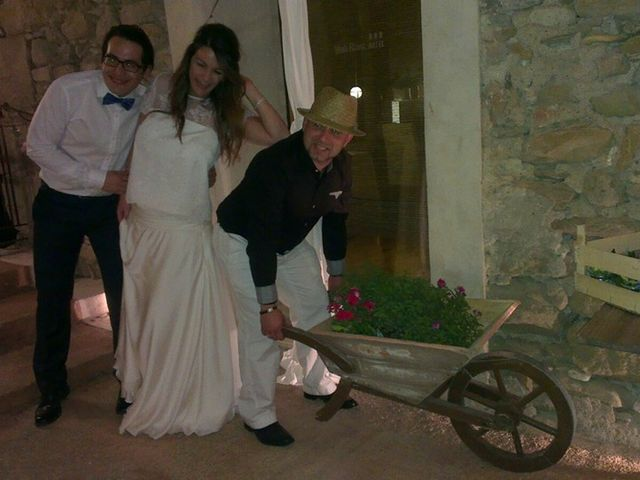 La boda de Javier y Gemma  en Igualada, Barcelona 2