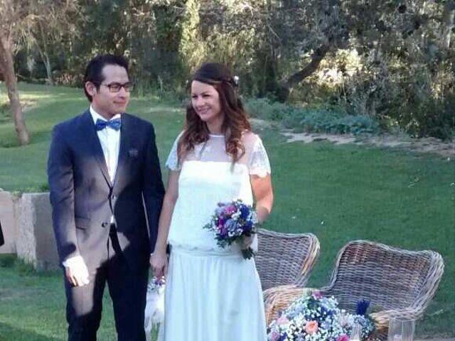 La boda de Javier y Gemma  en Igualada, Barcelona 1