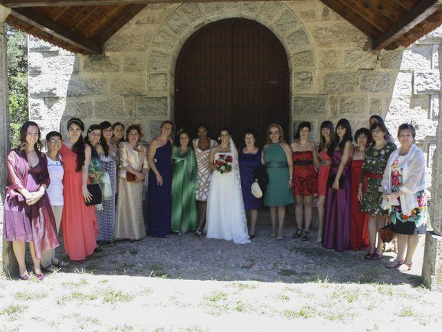 La boda de Javier y Raquel en San Rafael, Segovia 2