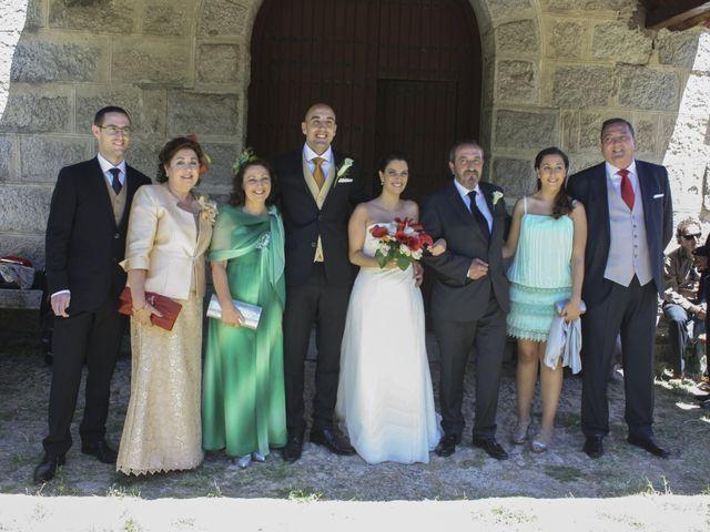 La boda de Javier y Raquel en San Rafael, Segovia 4
