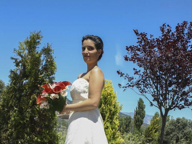 La boda de Javier y Raquel en San Rafael, Segovia 5
